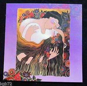 Leanin Tree Valentine Card Valentine's Day Romance Love Couple V37