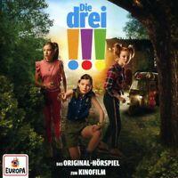 Die Drei !!! - Das Original Hörspiel zum Kinofilm CD NEU OVP