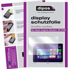 2x dipos Acer Aspire Switch 10 FHD Film de protection d'écran cristal clair
