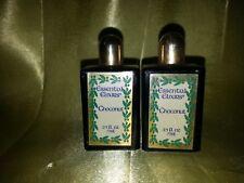Signature Beauty Essential Elixer Oil x2  choconut .25 oz each
