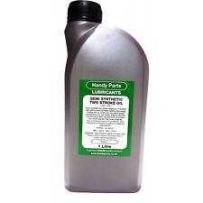 Semi Synthetic 2 Stroke Oil For Lawnmowers & Garden Machinery
