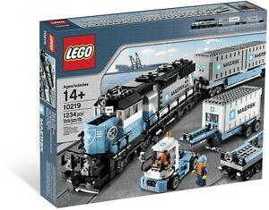 LEGO CREATOR 10219 Maersk Train BRAND NEW and SEALED!