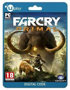 Far Cry Primal uPlay PC Global Digital Key