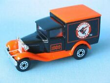 Matchbox Ford Model A Van Baltimore Orioles Baseball 89