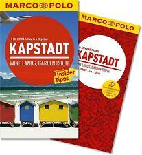 MARCO POLO Reiseführer KAPSTADT Wine Lands, Garden R UNBENUTZT statt 11.99 nur..