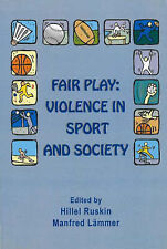 Fair Play: Violence in Sport and Society by Sela Marketing,Israel (Paperback,...