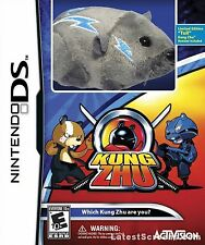 KUNG ZHU Game & Kung Zhu Hamster DS