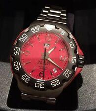 Mens TAG HEUER Professional 200M Formula 1 Quartz Wristwatch - WAC1113-0