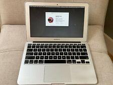 "Apple MacBook Air 11"" Laptop (Mid 2011), 4GB RAM,128GB SSD"