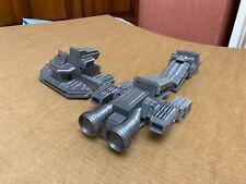 DIY Kit Prometheus spaceship from Stargate SG-1