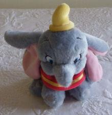 "Disney Dumbo Elephant Toy Plush Stuffed Animal 7"" Tall"