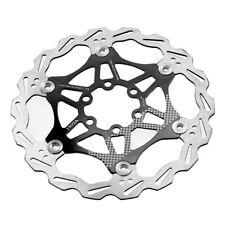 Disco Freno Para Bicicleta De Montaña 6 Agujeros Rotor  Disco Freno 160mm Rojo