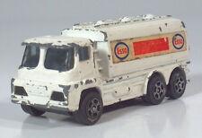 "Corgi Juniors Tanker Oil Truck Esso Guy Warrior 2.75"" Die Cast Scale Model"
