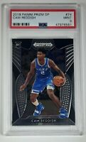 Cam Reddish 2019-20 Panini Prizm DP Rookie Card RC #12 PSA 9 LOW POP only 24