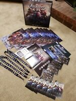 Marvel Avengers PS4 XBOX One Gamestop Manager Box Posters Lanyards Pins Promo