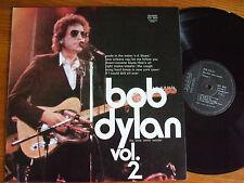 LP BOB DYLAN/THE LITTLE WHITE WONDER VOL 2/UNPLAYED ARCHIVE COPY/DISQUE MINT