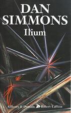Ilium. Dan SIMMONS. Ailleurs & Demain SF20