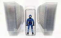 GI JOE BLISTER CASE LOT OF 50 Action Figure Display Protective Clamshell SMALL