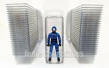 GI JOE BLISTER CASE LOT OF 50 Action Figure Display Protective Clamshell SMALL