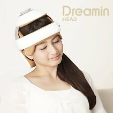 Dreamin Head Massage Therapy Unit - Home Wellness Heater Device, from Japan MTG