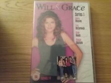 Will And Grace - Season 3 - Episodes 1-4 (DVD, 2003) new freepost
