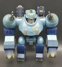 "1999 Bandai Xyber 9 C.L.O.D. 6"" Battle Robot Mech Suit Figure New Dawn CLOD"