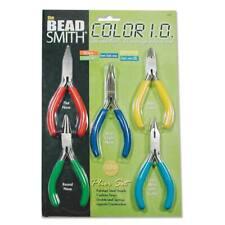 Beadsmith Jewelry Plier & Cutter 5 Piece Set Wire Working Beading Art Craft