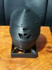 Nuke Nuclear Bomb Pop/Soda Can Holder - High Quality - With Lid - (Made In Usa)