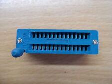 "20pin ZIF socket  for DIL ICs Textool 0.3"" Zero Insertion Force narrow DIP"
