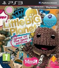 Little Big Planet: Game Of The Year Edition (PS3 Game) *VERY GOOD CONDITION*