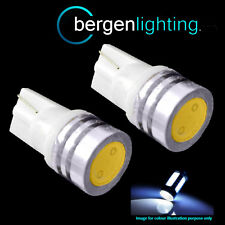 2 x W5W T10 501 weiß Hochleistungs-LED SMD Hi-Level Bremsleuchte LED Lampen