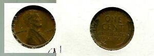 1909 P LINCOLN HEAD PENNY AU 9100P