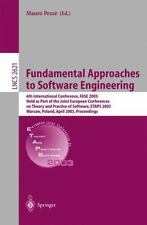 Lecture Notes in Computer Science Ser.: Fundamental Approaches to Software...