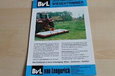 140420) BVL Van Lengerich-wiesentrimmer-prospetto 198?