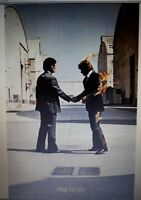 PINK FLOYD : WISH YOU WER HERE MAXI POSTER BRAND NEW & SEALED 61CM X 91CM POSTER