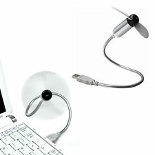 Mini USB Portable Flexible Cooling Fan for PC Computer Laptop Notebook Office