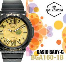 Casio Baby-G Ladies Neon Dial Watch BGA160-1B