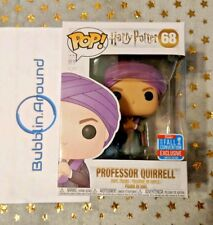 Professor Quirrell Voldemort Funko POP! NYCC 2018 shared Exclusive Harry Potter