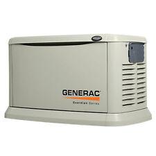 Generac 6462 Standby Generator with Trans SW