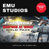Star Wars: Empire At War - Gold Pack (PC) Steam Key Region Free