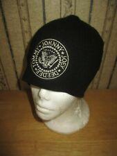 GUC unisex THE RAMONES black knit beanie - ONE SIZE