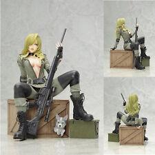 Metal Gear Solid Sniper Wolf Bishoujo 1/7 PVC figure Kotobukiya (100% authentic)