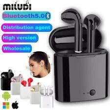 TWS i7s Wireless Headset Bluetooth Earphones Waterproof Music Headphones Sports