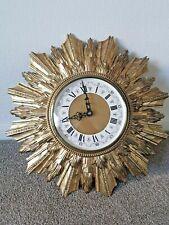 Horloge soleil signée - 1985 - Made in Germany - Quartz -