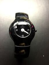 WATCH UNISEX RADO XERAMO HIGH TECH CERAMIC IN BLACK-(OUT OF PRIVATE COLLECTION)