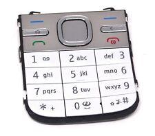 Nokia C5-00 - Latin Keypad White
