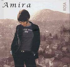 AMIRA - ROSA - CD ALBUM DIGIPACK LIVRE 12 TITRES 2004 FOLK NETHERLANDS TRES RARE