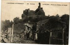 CPA Billom - Ruines du Chateau de Coppet (250549)