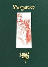 Original Art Edition Dante's Inferno Purgatorio Portfolio by Gabriele Dell'Otto