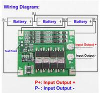 1pcs 3S 11.1V 12.6V 25A 18650 Li-ion Lithium Battery PCB Protection Board GD